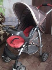 Продам детскую прогулочную коляску Graco