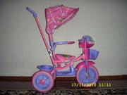 Продаётся велосипед детский трехколесный Чижик