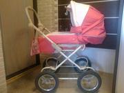 Продаю очень красивую коляску-трансформер Geoby 05c601h