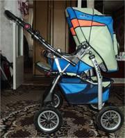 Продам детскую коляску-трансформер в отличном состоянии