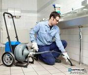 сантехник ,  прочистка канализации