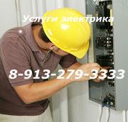 услуги электрика без выходных