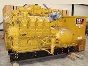 Газогенераторная установка G3508 Caterpillar